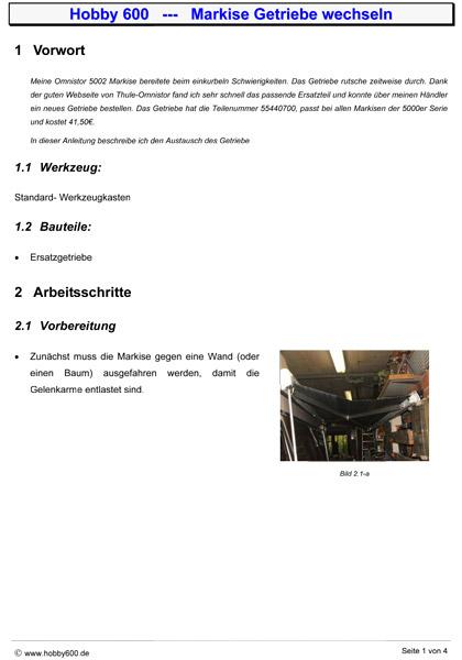 hobby 600 ein wohnmobil ist kult verschiedene reparaturanleitungen f r den aufbau. Black Bedroom Furniture Sets. Home Design Ideas