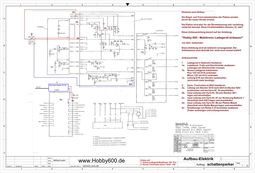 Hobby 600 - Ein Wohnmobil ist Kult - Verschiedene ...