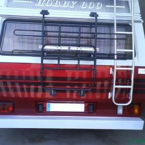 Restauriert Hobby 600 in Spanien