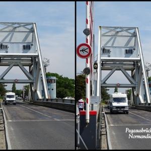 Pegasusbrücke Normandie