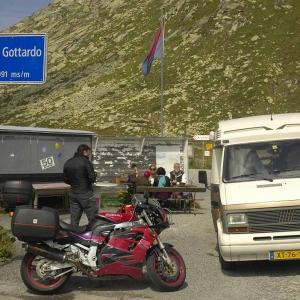 Gotthard - geschafft!