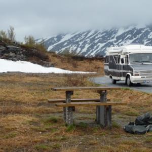 Norwegen - nahe Breiddalsvatnet