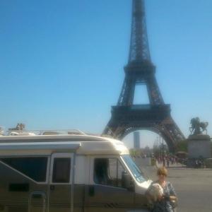 ¨Paris tour Eiffel