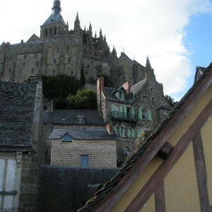 Mont saint Michel France_1