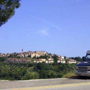 Italien - In der Toskana