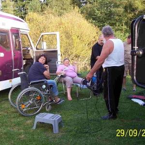 Erste Visite bei Ulrike
