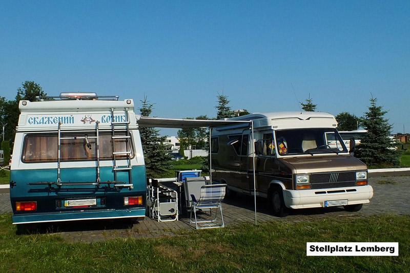 Hobby 600 Ein Wohnmobil Ist Kult Eine Reise Mit Dem
