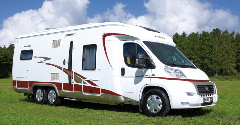 hobby 600 ein wohnmobil ist kult hohe auszeichnungen f r hobby reisemobile. Black Bedroom Furniture Sets. Home Design Ideas