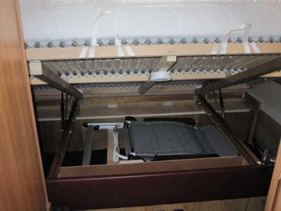 Hobby 600 Ein Wohnmobil Ist Kult Scharnier F 252 R Bett