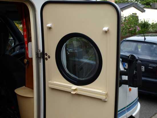 Hobby 600 ein wohnmobil ist kult fenster oder bullauge for Fenster wohnmobil